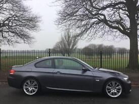 2007 57 BMW 3 SERIES 2.5 325I M SPORT 2D 215 BHP