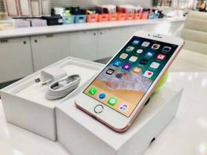 iPhone 7 Plus 128gb Rose Gold Apple warranty tax invoice Ashmore Gold Coast City Preview