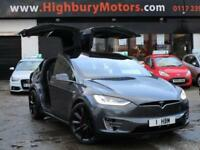 2016 Tesla Model X E P100DL Executive Edition (Ludicrous) SUV CVT 5dr (Nav)