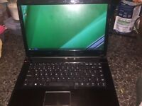 PC specialist laptop for sale