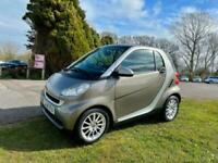 2009 smart fortwo coupe 1.0 Passion mhd Petrol Automatic 2dr Auto Sunroof 1 OWNE