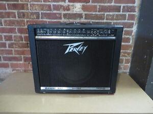 Amplificateur guitare électrique PEAVY transtube bandit 112 (110014817)