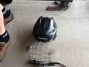 Player helmet jr small