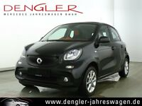 Smart FORFOUR 52KW FALTDACH*NAVI*LED*PTS*SHZ