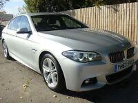 2013 63 BMW 520 M SPORT 2.0TD AUTO 184 BHP MAY P/X