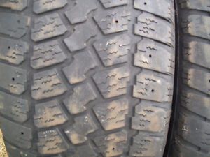 205/55/r16 SNOW TIRES(FOR SALE)