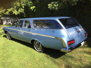 1963 Dodge Polara 330 Station Wagon