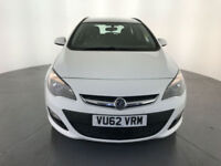 2012 62 VAUXHALL ASTRA TECH LINE AUTOMATIC 1 OWNER FINANCE PX WELCOME