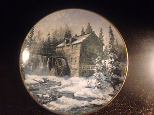 """Discover Canada Series """"The Sawmill-Kings Landing"""" By Keirstead"""