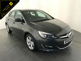2015 65 VAUXHALL ASTRA SRI 1 OWNER VAUXHALL SERVICE HISTORY FINANCE PX WELCOME