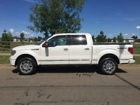 2013 6.2L Ford F-150 Platinum w/tow package