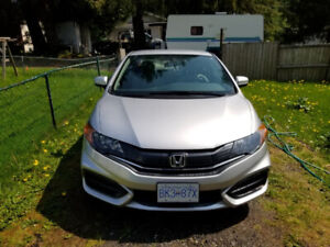 2015 Honda Civic Coupe Lx for SALE!!!