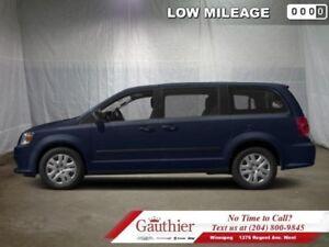2017 Dodge Grand Caravan SXT  - 3rd Row Seat