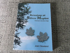 "NEW and SIGNED BOOK: ""Reunion at Silver Maples"""