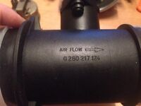 E46 air flow meter