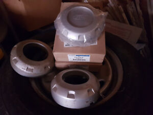 OEM Ford F-250/F-350 Rims and Goodrich Tires