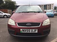 Ford Focus C-Max Ghia Petrol Manual, 12 Months MOT, Service History, HPI Clear. Great Drive