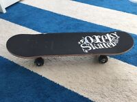 Skateboard hardly used
