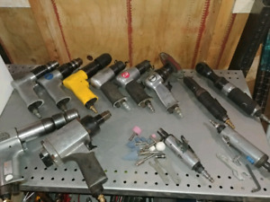 Air tools, PA, CH, Mac tools, IR, Matco