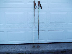 Vintage Ski Poles