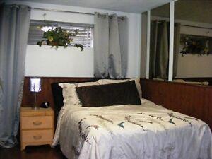 Chambre #7 de luxe à louer, Val-D'or, SPA, câble TV HD, internet