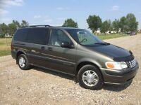 1997 Chevy venture minivan