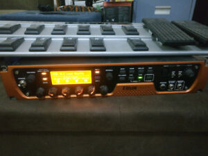 Avid Eleven Rack and footcontroller