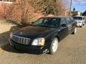 Limousine for sale or trade *price reduced*