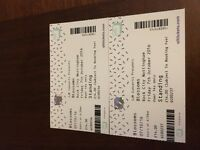 2 X Blossoms Tickets Rock City Friday 7th October
