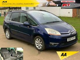 image for Citroen Grand C4 Picasso 2.0i 16v EGS Exclusive, FREE DELIVERY UP TO 100 MILES