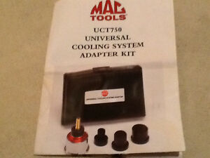 Mac Tools Universal Cooling System Adapter London Ontario image 3