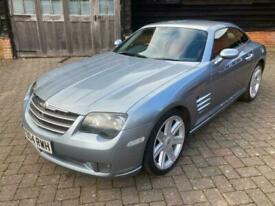 image for Chrysler Crossfire 3.2 auto MODERN CLASSIC LOW MILEAGE NICE LOOKING CAR