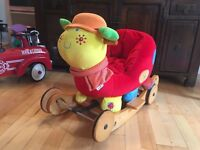 Mamas & Papas 2-in-1 Ladybird Toy