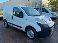 2011 Peugeot Bipper 1.4 HDi 70 S [SLD] RECON GEARBOX NEW CLUTCH NEW MOT PANEL V