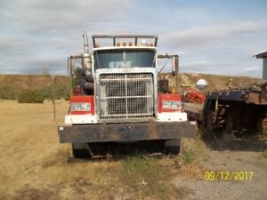 Western Star Hay Truck