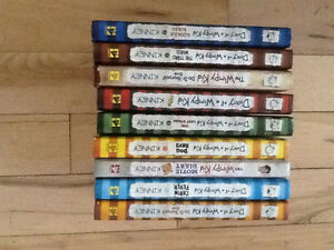 Hard Cover Diary of a Wimpy Kid Books