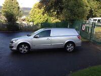 58 Vauxhall astravan 1.9cdti sportive 150Bhp
