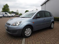 Ford Fiesta 1.4TDCi Climate Left Hand Drive(LHD)