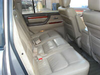 2000 Lexus LX LX470 SUV