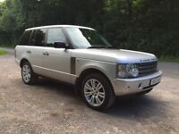 Range Rover HSE, TD6, 2003, FULL service history, Excellent condition