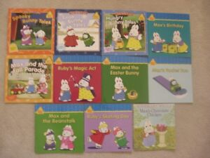 Max And Ruby Books (11 Books)