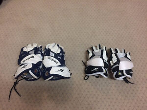 -- Reebok Lacrosse Gloves --