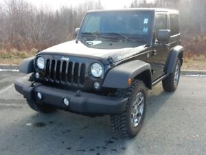 2016 Jeep WRANGLER RUBICON!!!! JUST TRADED! LOW KM!