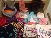 Lot of Girls Clothes 5T-6T