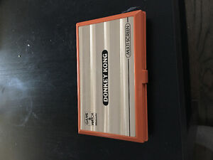 Donkey Kong Multiscreen game and watch