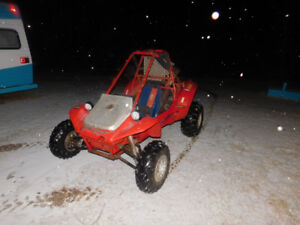 1990 Honda FL400 Pilot with ZR600 fuel injected engine