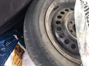 Tires and rims  Kingston Kingston Area image 1