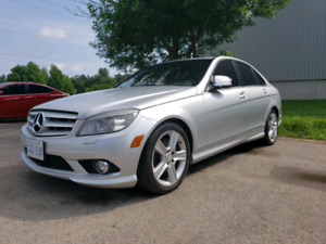 Mercedes C300 Sport 4matic