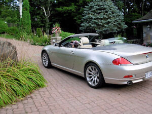 2006 BMW 6-Series Cabriolet