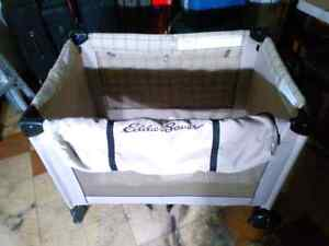 Eddie Bauer playpen. Mint Condition.
